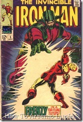 P00006 - El Invencible Iron Man #5
