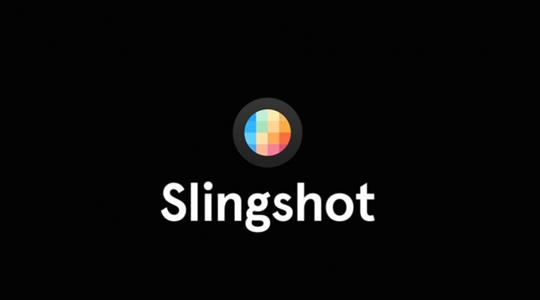 تطبيق Slinshot لمشاركة الصور والفيديو من فيسبوك