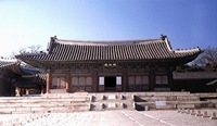 Myeongjeongjeon Hall in Changgyeonggung Palace