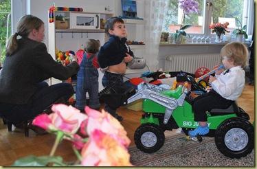 Traktor very popular