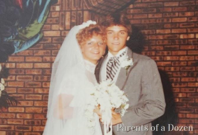 Parents of a Dozen's Story!