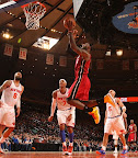 lebron james nba 130301 mia at nyk 21 LeBron Debuts Prism Xs As Miami Heat Win 13th Straight