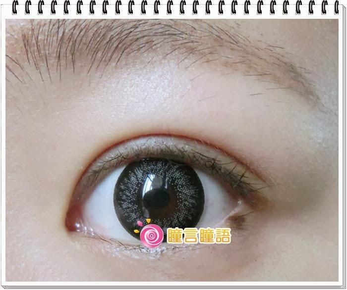 韓國NEO隱形眼鏡-新巨目灰7