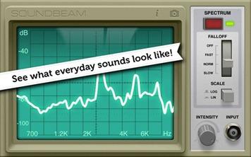 Soundbeam Free Music Visualizer