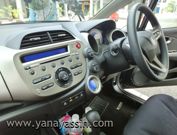 Honda Hybrid Honda Jazz  434