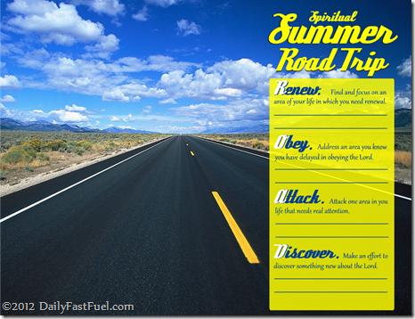 spiritual summer road trip