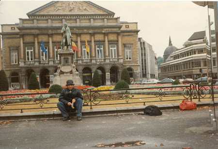 Imagini Belgia: Opera din Liege