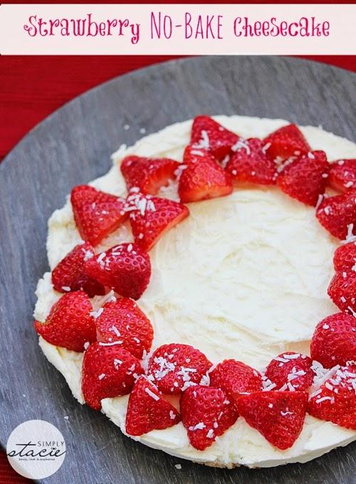 nobakestrawberrycheesecake