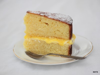 Lemon Coconut Cake by Baking Makes Things Better