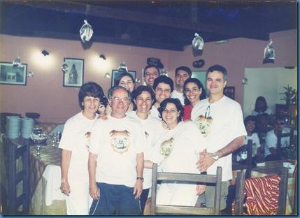 Família Oliveira Silveira