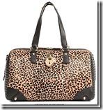 Juicy Couture Leopard Print Shoulder Bag