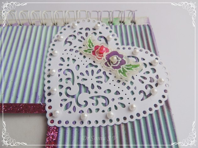 Quilled Photoframe  5