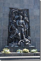Jewish Monument, Warsaw