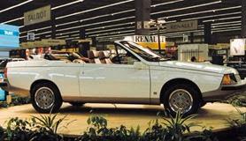 1982-2 Renault Fuego cabriolet