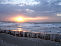 Erik_Horstman_Sunset_at_Texel,_NCK_days_2009.JPG