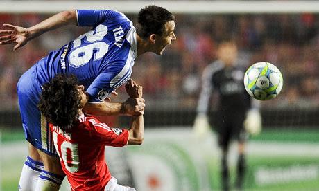 John Terry Benfica v Chel 008