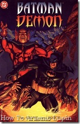 2011-09-30 - Batman - Demonio