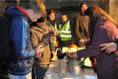 Hull Homeless Outreach