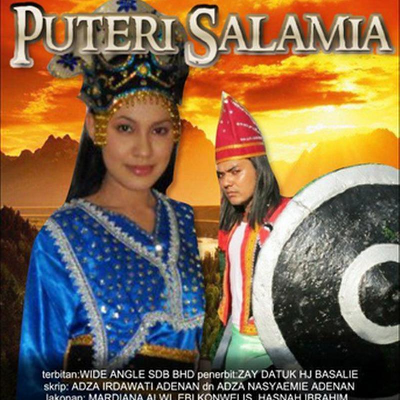 BEN ASHAARI , hero dalam drama PUTERI SALAMIA