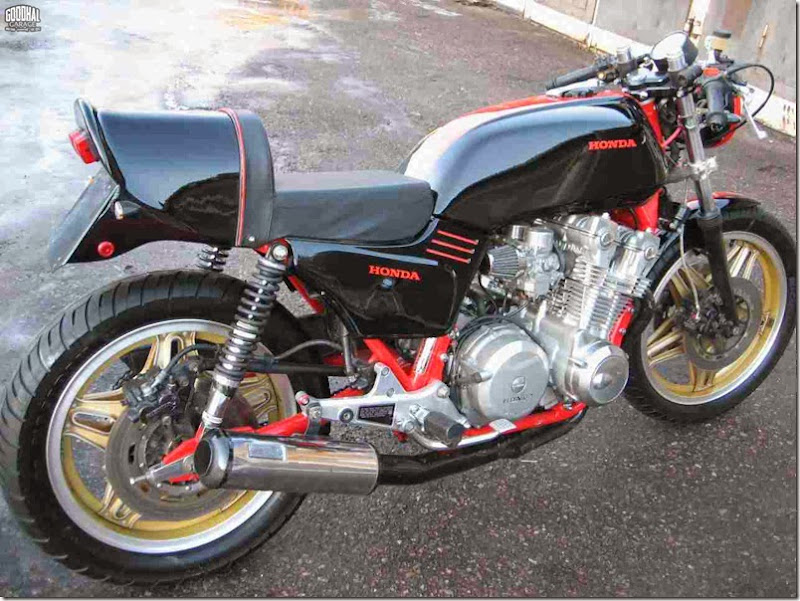 Honda 900BD-CR 2RESZ