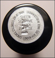 MAC Zen Rose Sheen Supreme Lipstick