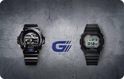Casio lança relógio G-SHOCK com conexão para iPhone e Galaxy