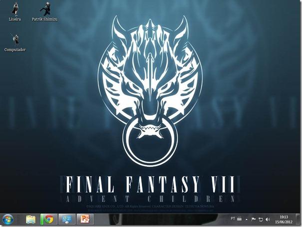 Tema final fantasy VII 02