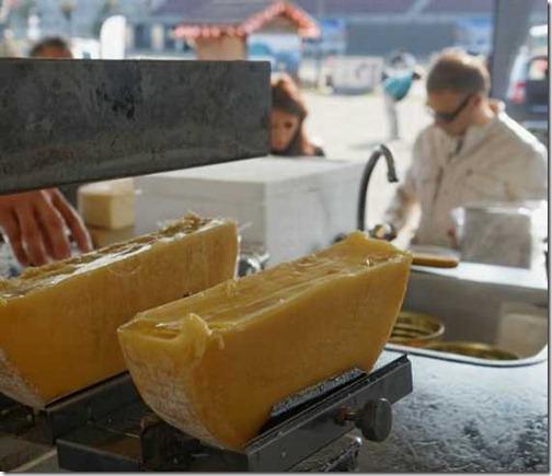 Dacia Raclette Zwitserland 13