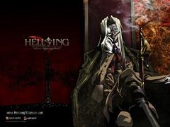Hellsing Integra