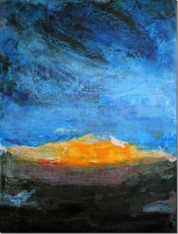 Serie nubes II-Pasku