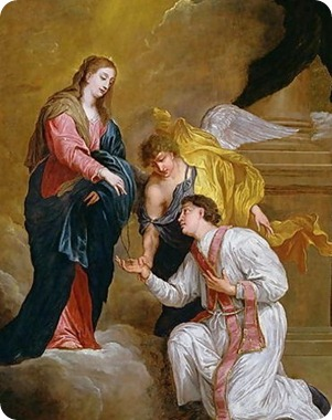 St-Valentine-Kneeling-In-Supplication