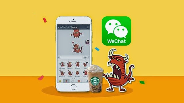 Win an iPhone 6 WeChat