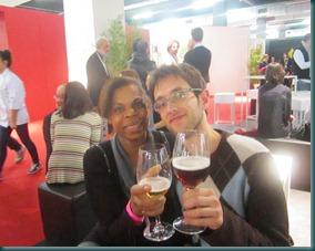 Mary Valeriano e Riccardo Astolfi identita Golose 2013