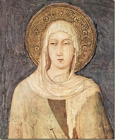 Simone Martini, Vierge