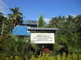 Lewotobi vulcanology centre as Desa Bawalatang (Dan Quinn, July 2013)