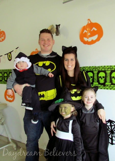 Halloween Recap on daydreambelieversdesigns.com  #halloween