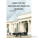 """""""Guide for the New Zealand Traveller in Britain"""" by John McLean"""