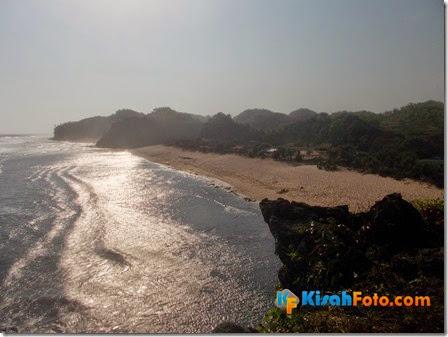 Tebing pantai watu kodok Drini_14