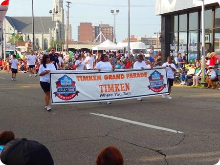 Tmken Grande Parade