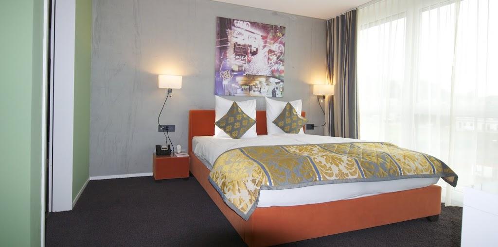 Betten im Hotel Swiss Star