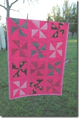 bake sale &amp; pink quilt 072