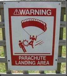 parachute-funny-sign