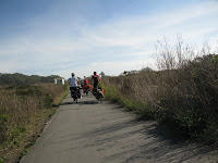 Half Moon Bay Trail Ride 3 with flat 152.JPG