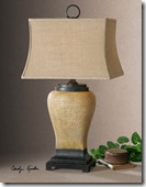 26540_1_Melitta table lamps on end table in Livingroom with map  275 00 Uttermost