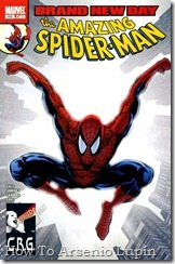 P00007 - Brand New Day 07 - Amazing Spider-Man #552