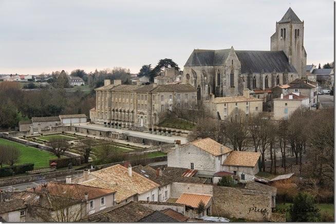 Abbey Celles-sur-Belle
