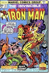 P00217 - El Invencible Iron Man #72