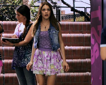 Violetta, 2º parte primera temporada: Estreno 03.09.12 Disney Channel
