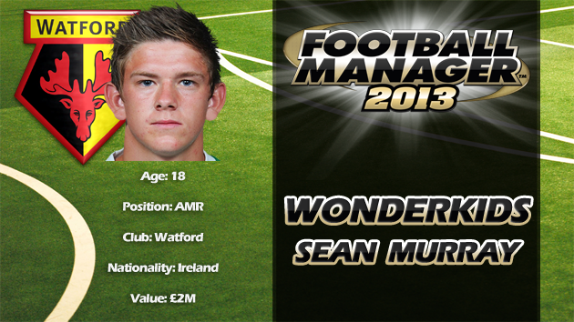 FM13 Wonderkid Review - Sean Murray