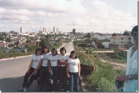 Walderez, Welba, Adriana e Soraia 1